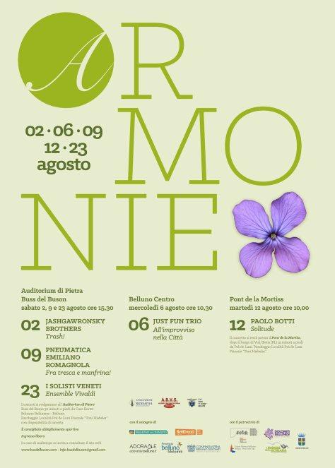 Armonie 2014